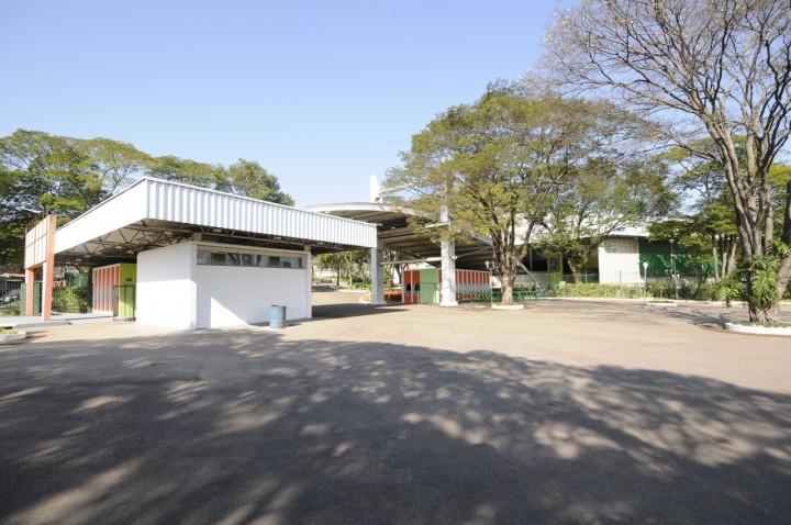 Parque Comendador Antônio Carbonari – Parque da Uva