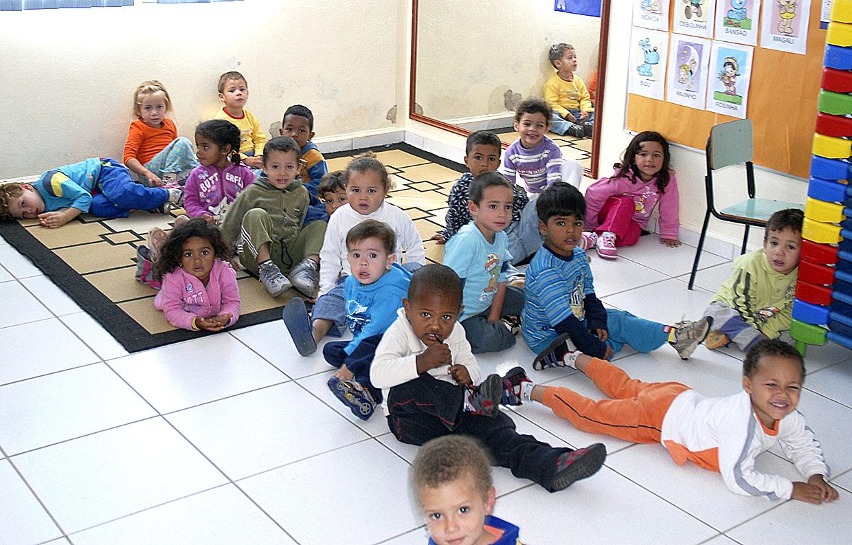 Ao todo, 4.682 crianças de zero a três anos voltam às aulas