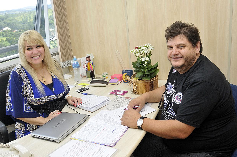 O cabeleireiro Paulo Freitas poderá participar de ações sociais