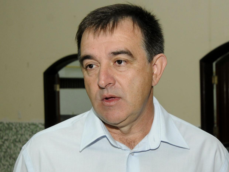 Amarildo Martins, presidente da 79ª Festa da Uva do Caxambu