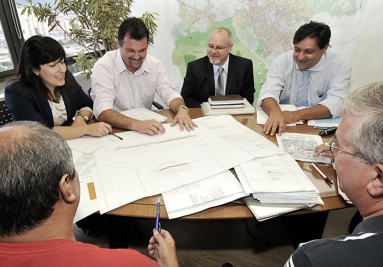 Secretários irão trabalhar em prol do desenvolvimento da região