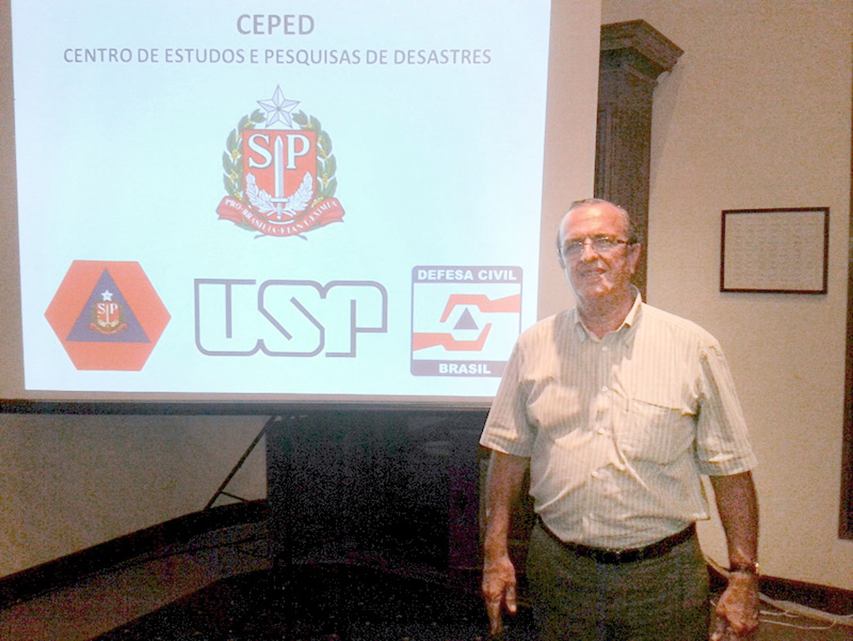 """Eduardo Carbonari: """"Estamos perto da USP e isso vai facilitar muito"""""""