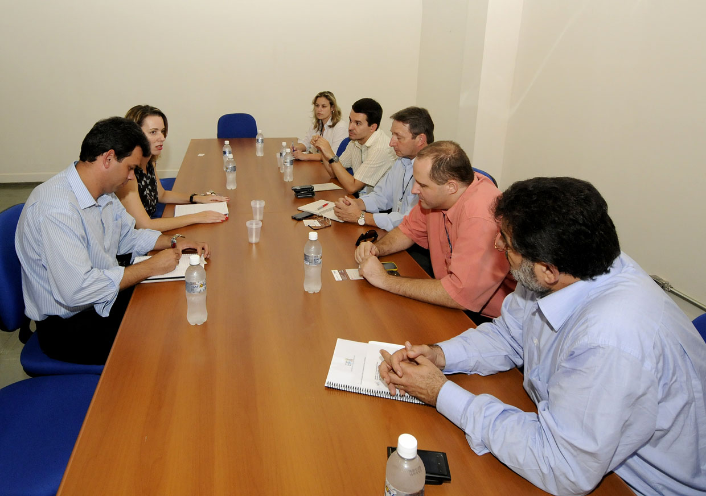 Primeiro contato entre Fatec e Cijun: futuras parcerias