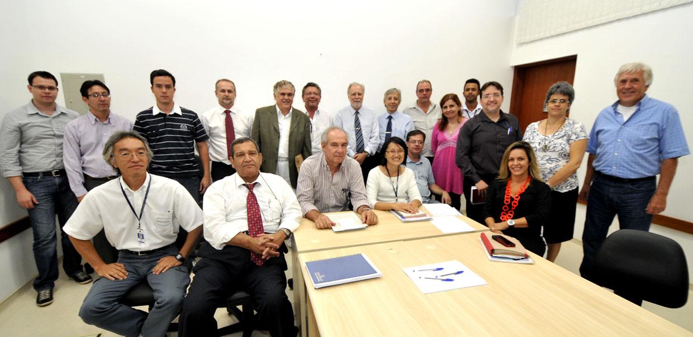 Diretores e gerentes da secretaria discutem melhorias para a população