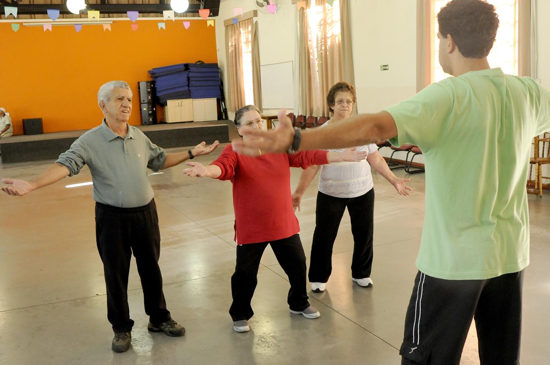 Atividades físicas do Criju serão levadas para os bairros da cidade