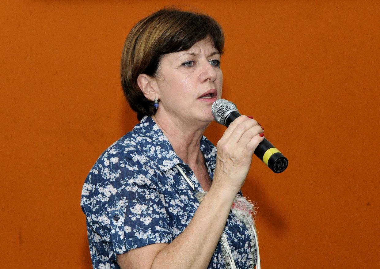 Marilena Negro explica as mudanças realizadas