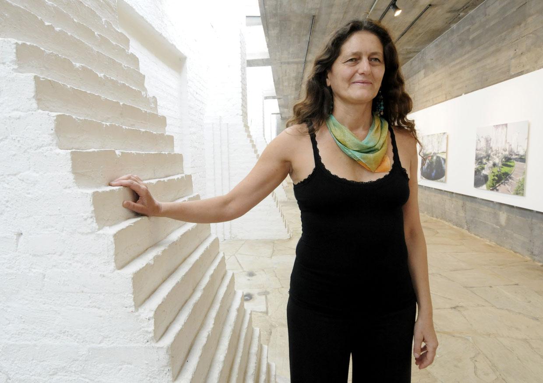 Blanca faz trabalho voltado às mulheres e está em Jundiaí para ministrar oficinas