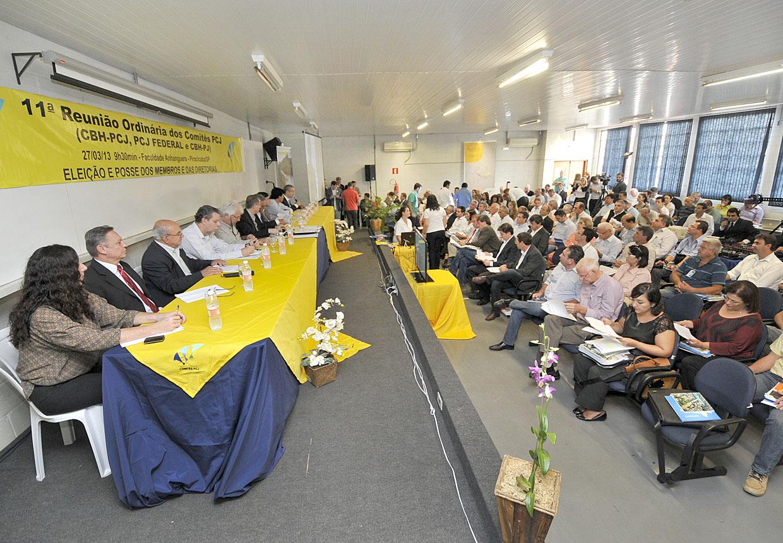 Reunião em Piracicaba reuniu representantes das cidades do PCJ