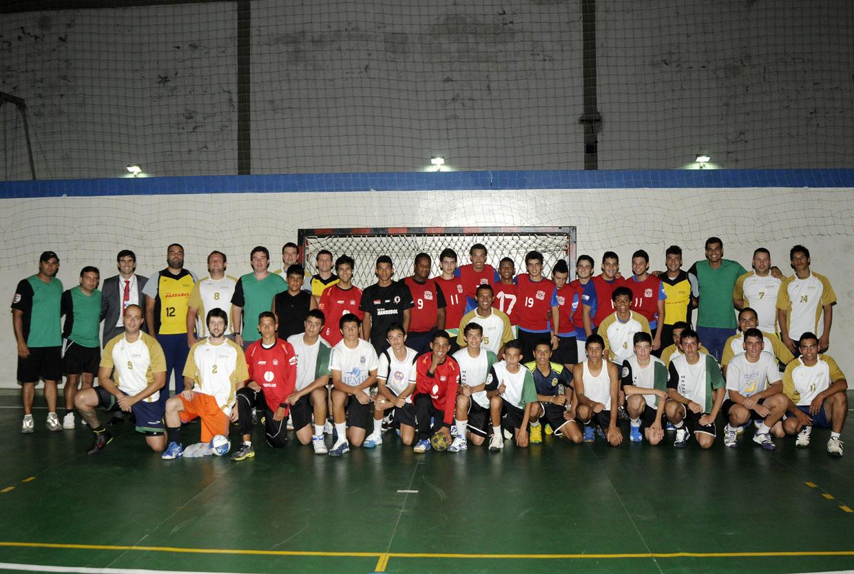 Nova equipe vai defender o handebol masculino de Jundiaí