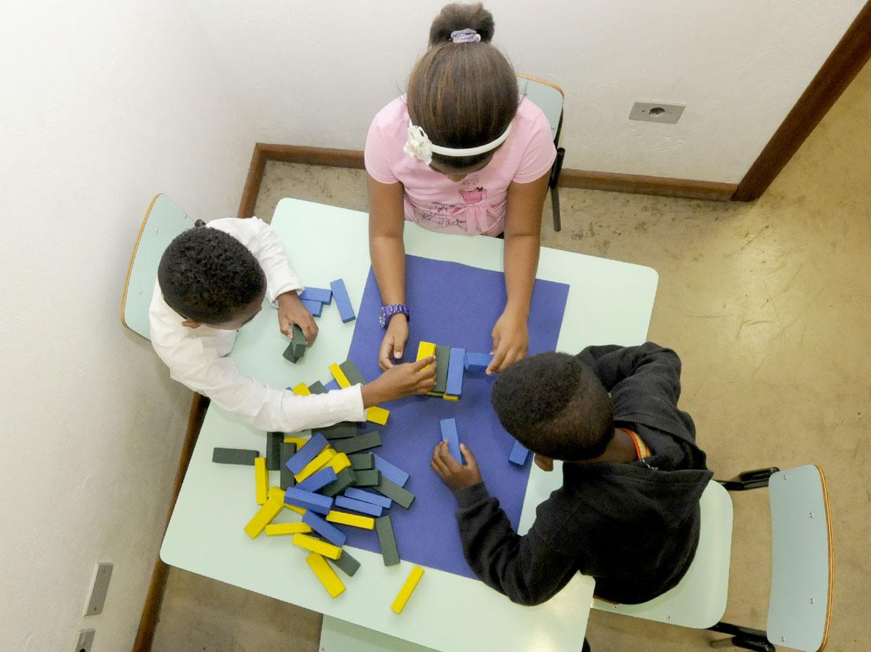 Núcleo atende atualmente 375 crianças com dificuldade de aprendizagem