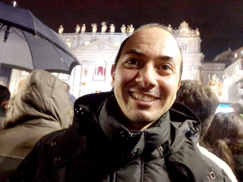 Ivan de Oliveira acompanha de perto a escolha do argentino Jorge Mario Bergoglio