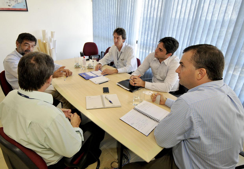 Reunião apresentou tecnologias utilizadas para o desenvolvimento da cidade