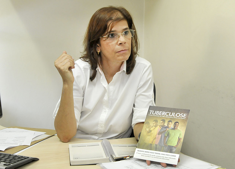 """Sandra Ervolino, da Vigilância: """"Estamos preparados"""""""
