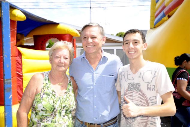 Para o prefeito Pedro Bigardi, a festa mantém a tradição do bairro