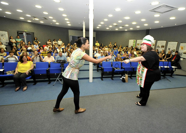 Evento considerado um sucesso por organizadores e público