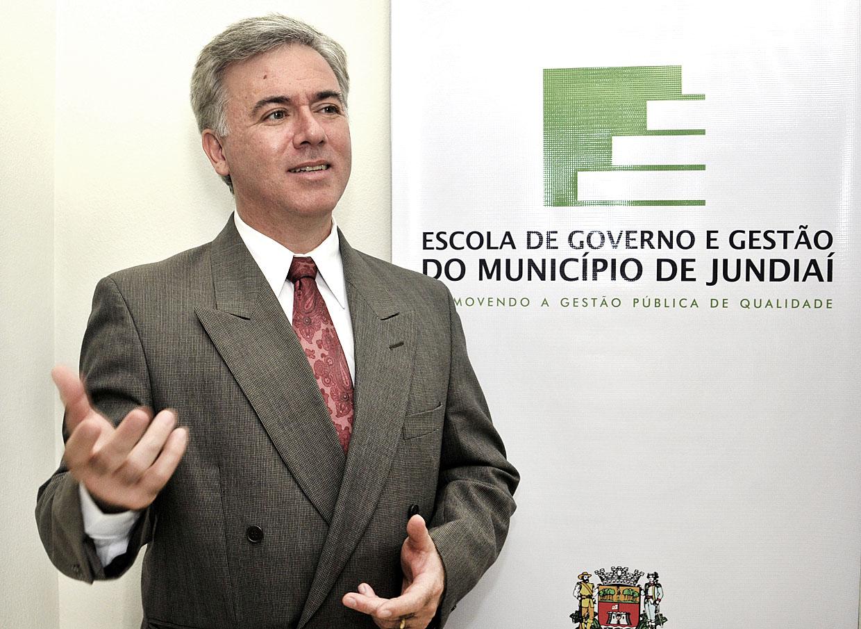 Marcelo Lo Mônaco, presidente da EGGM: cursos todo o ano