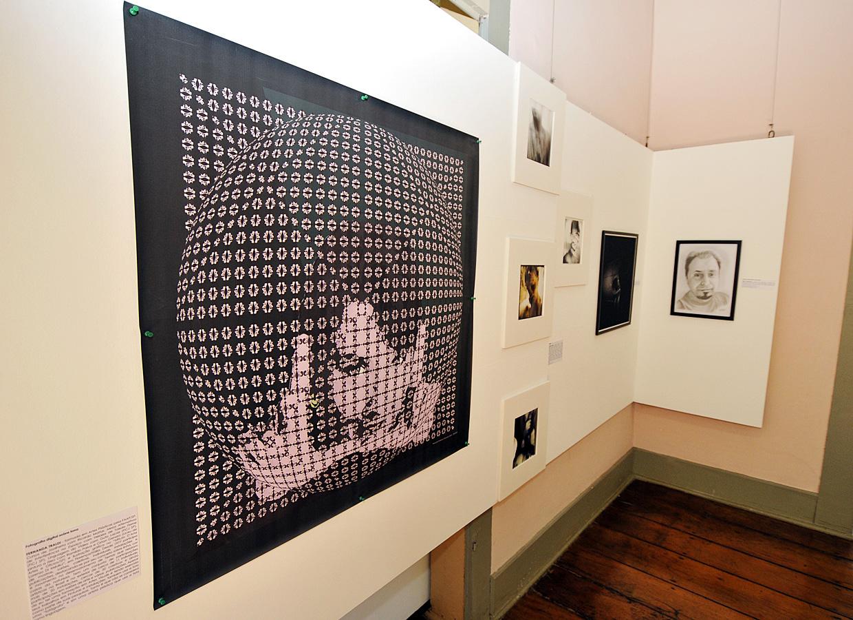 Mostra reúne trabalhos de 24 artistas plásticos
