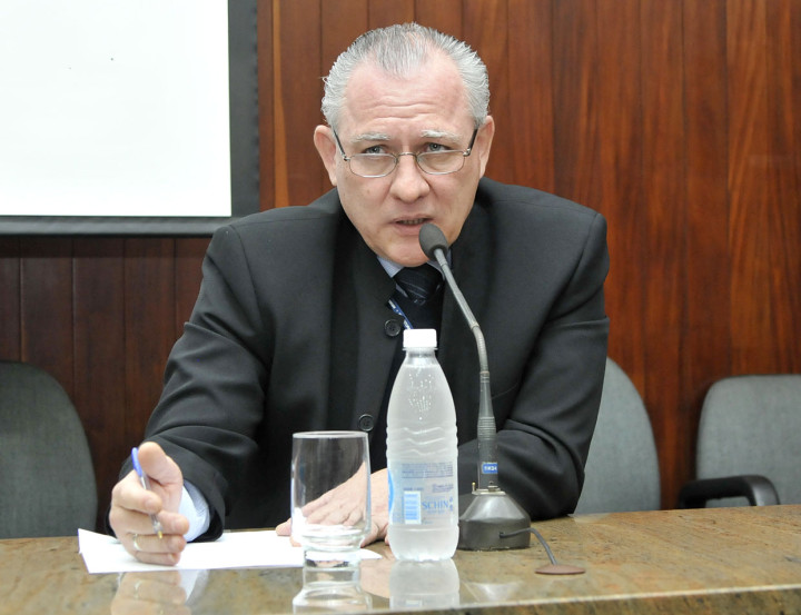 Celso Luis Coletti, diretor econômico financeiro da prefeitura
