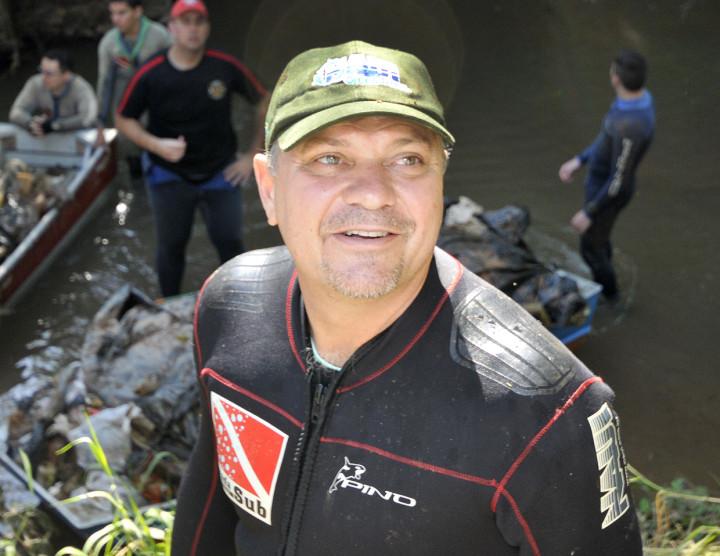 Alvanir de Oliveira, idelizador da ação