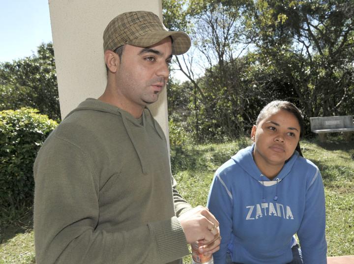 Rafael e Amanda aprovaram a reabertura da Serra para visitação