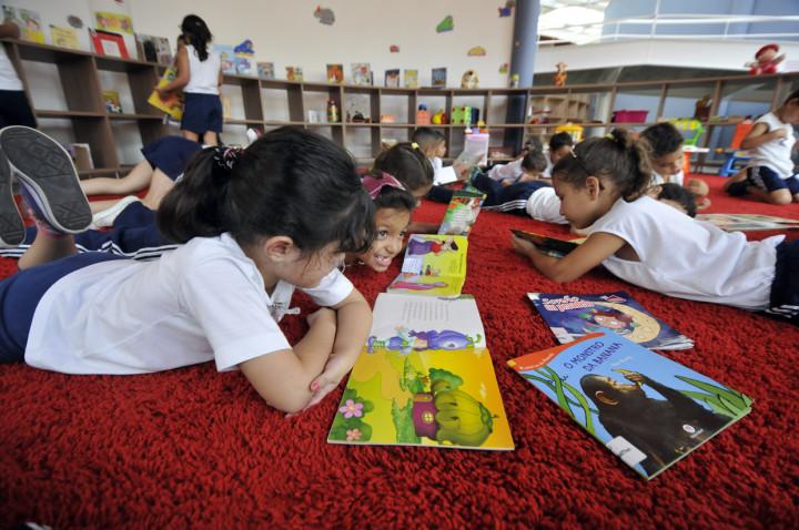 Crianças terão várias atividades neste mês de agosto