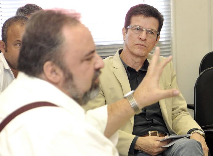 Durval Orlato e Tércio Marinho falaram sobre metas das secretarias