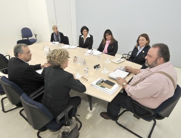 Durval Orlato marcou visita à Fundação para o dia 17 de setembro