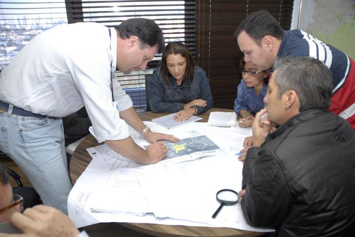 Reunião na Secretaria de Obras garantiu alinhamento das ações
