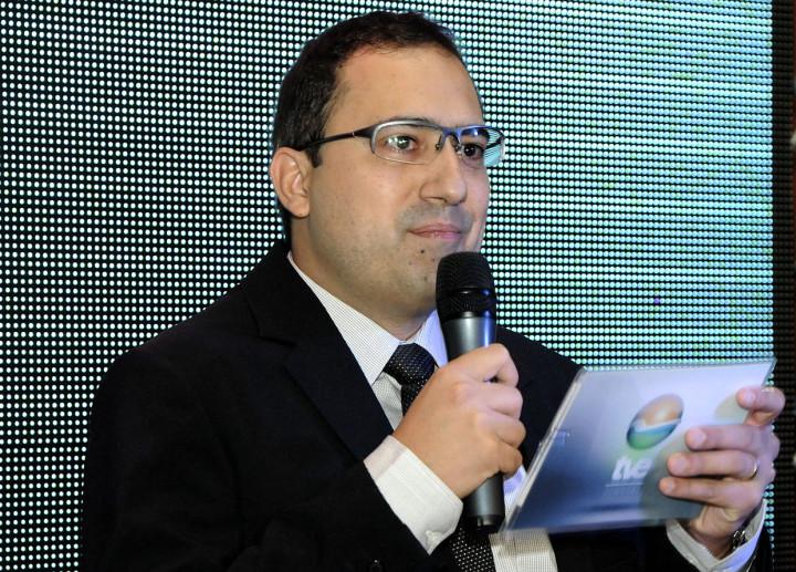 """Thiago Godinho, superintendente da TVE: """"Reestruturação"""""""