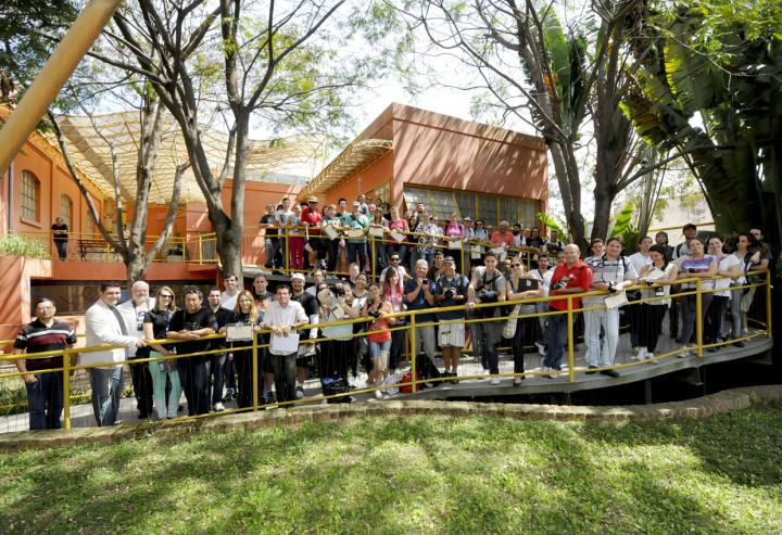 O Rally Fotográfico contou com 80 participantes
