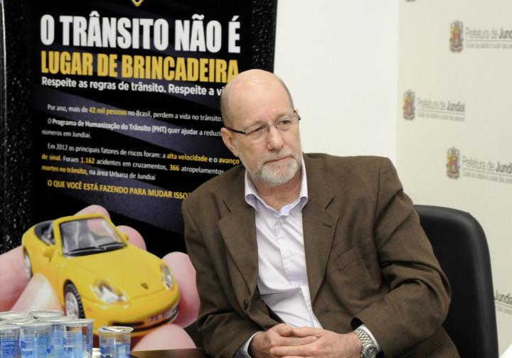 """Luiz Carlos Néspoli, o Branco, alertou que problema é uma """"epidemia"""""""