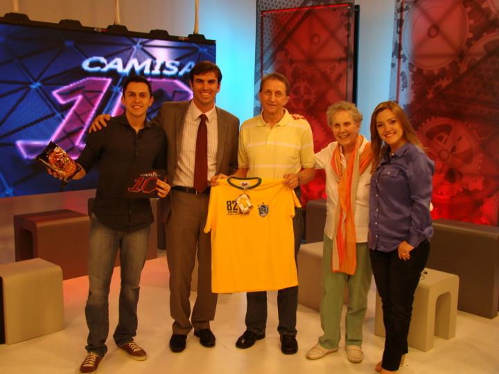 Programa reviveu momentos históricos do Bolão