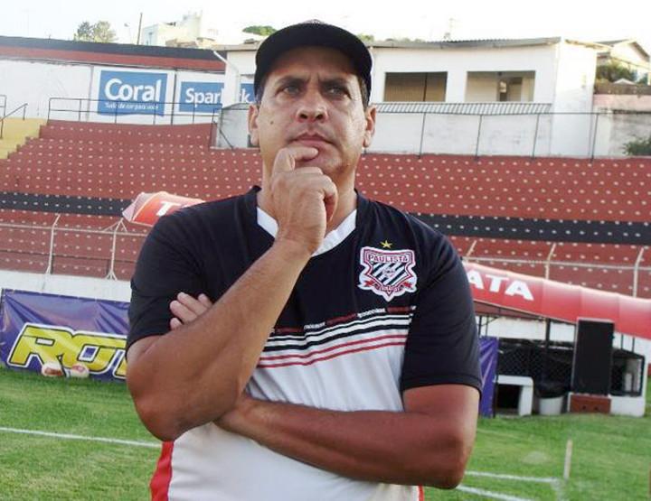 José Macena, gerente de futebol do Paulista