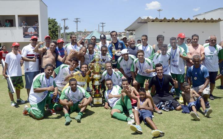 Palmeiras bateu o Jamaica e conquistou o Amador