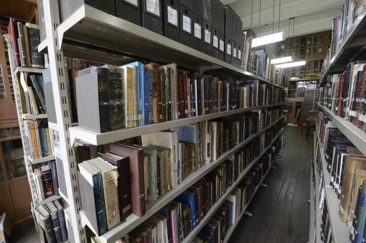 Todo o acervo documental e a biblioteca serão totalmente restaurados