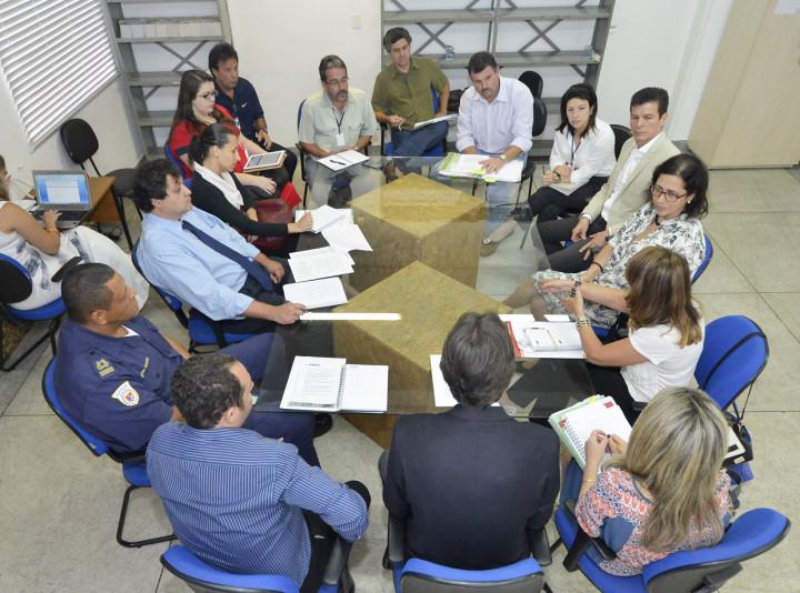Superintendente do Iphan, Anna Galvão, participou do encontro sobre revitalização do Complexo