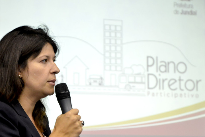 """Daniela, secretária: """"Construindo o futuro da cidade"""""""