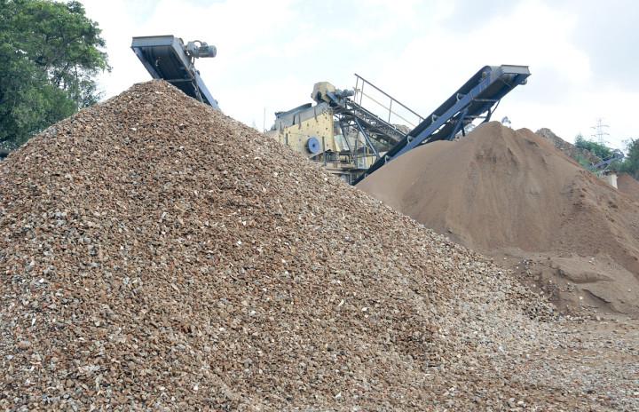 Material é produzido no Geresol: mais economia