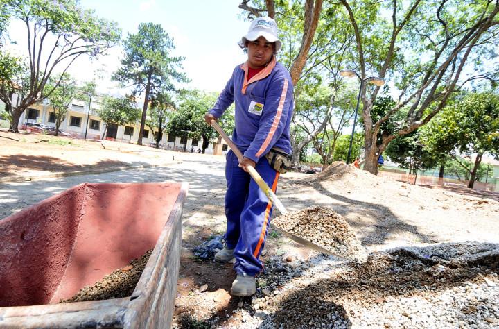 Resíduos da construção em obras públicas