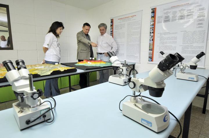 Prefeito ressaltou a importância da educação ambiental
