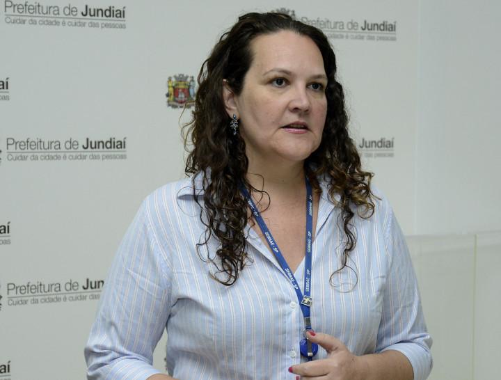 Luciane Quadro, gestora do Circuito das Frutas