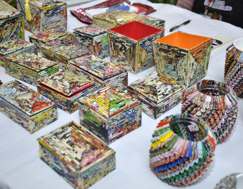 Andrea Artesanato Goiania ~ 2 u00aa Mostra de Arte Ecoé aberta no Paço Municipal Notícias
