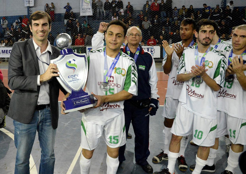 d6d7e7295893f Futsal  Jundiaí é vice na Copa dos Campeões da TV Tem