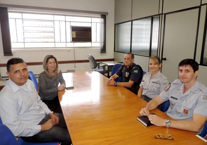 Reunião entre Prefeitura e PM definiu ações