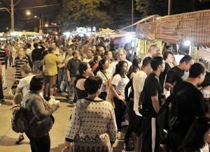 Varejão noturno já é sucesso no Anhangabaú e na Vila Arens
