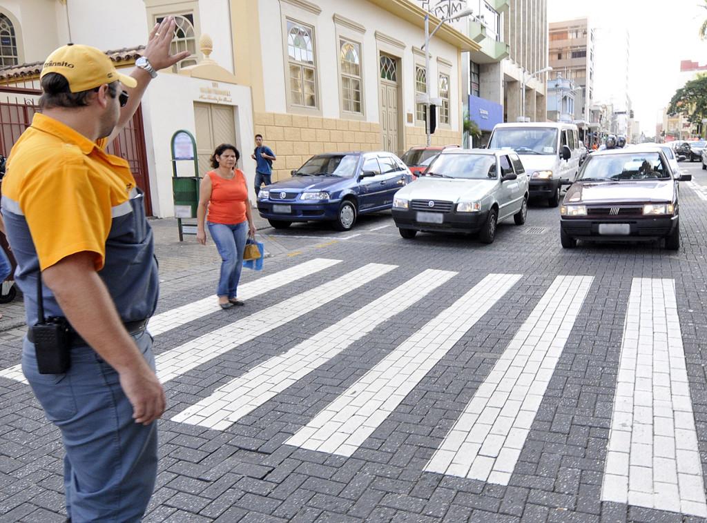 Orientação do trânsito é uma das atribuições
