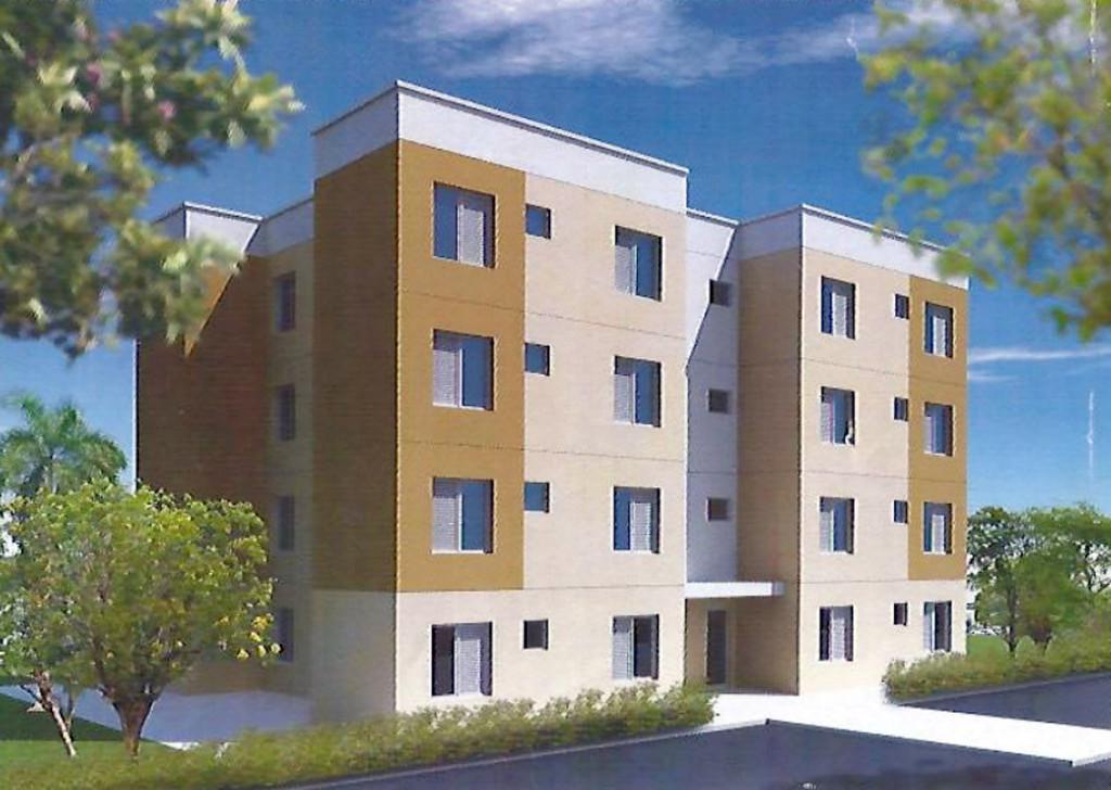 O bairro ganhará 1.088 unidades habitacionais, além de infraestrutura