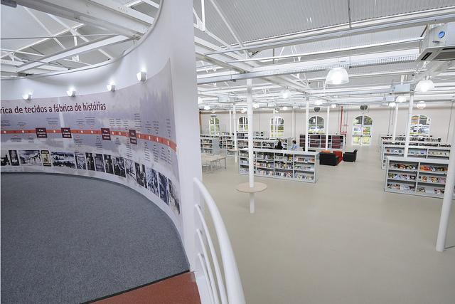 A Biblioteca Pública Municipal fica no Complexo Argos, localizado na avenida Dr. Cavalcanti, 396, Vila Arens.