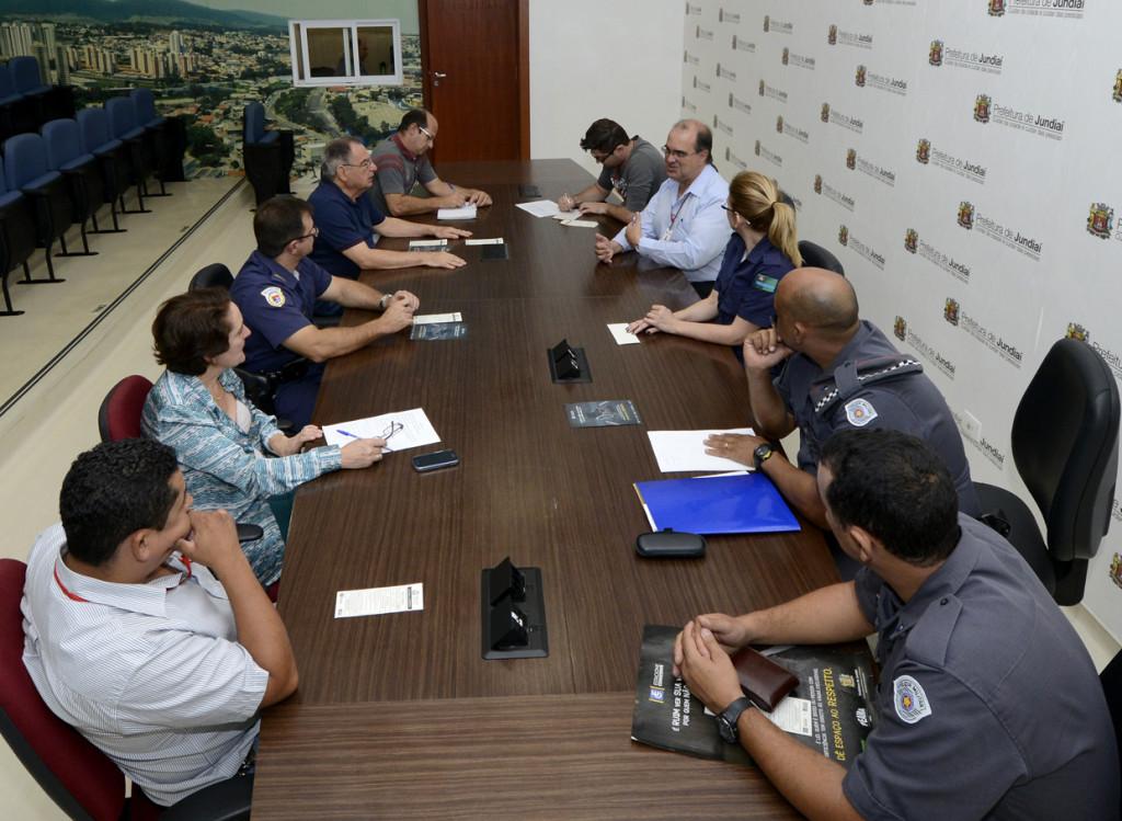 Reunião discutiu detalhes da nova campanha