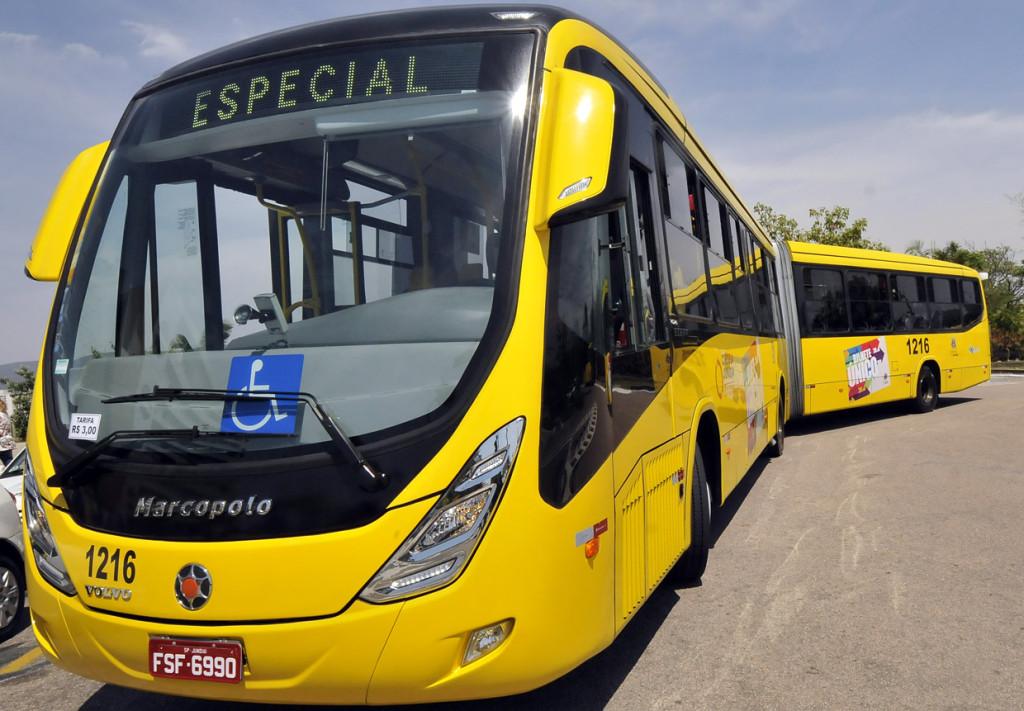 Veículos novos e Bilhete Único: benefícios para a população